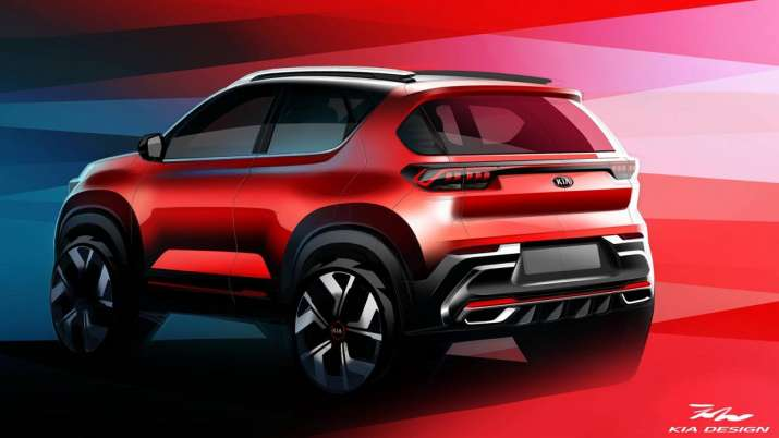 Kia Motors receives over 50,000 bookings for compact SUV Sonet- India TV Paisa