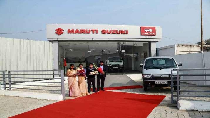 Maruti Suzuki revised price of Supre Carry BS6- India TV Paisa