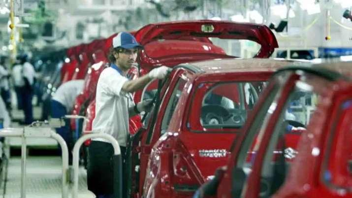 Maruti Suzuki reports 26 pc rise in production in September- India TV Paisa