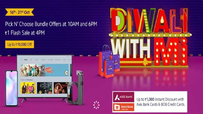 Diwali with Mi- India TV Paisa