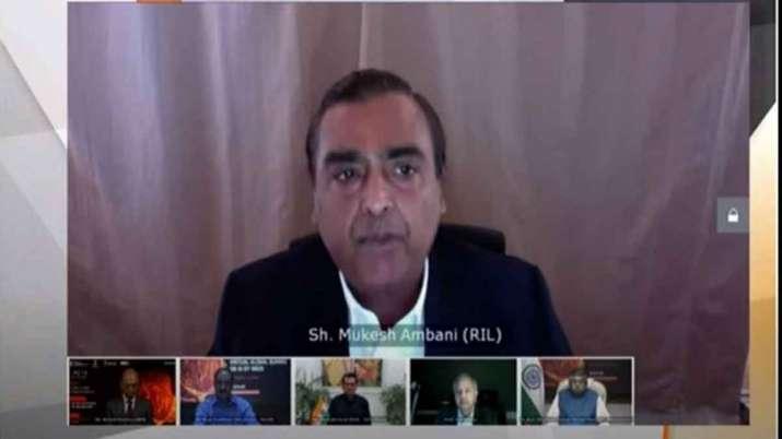 Ambani pitches for new regulation on data protection- India TV Paisa