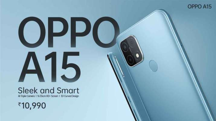 Oppo A15 With Triple Rear Camera Setup and Xiaomi Mi 10T, Mi 10T Pro Launched in India - India TV Paisa