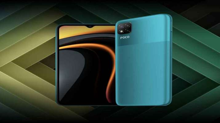 Budget smartphone Poco C3 with triple rear cameras launched at ₹7,499- India TV Paisa
