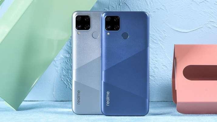 Realme Smartphone - India TV Paisa