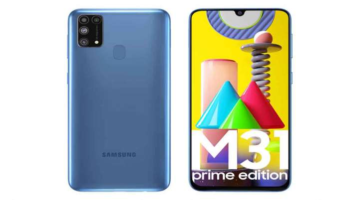 Samsung launched Galaxy M31 Prime Edition with Amazon- India TV Paisa