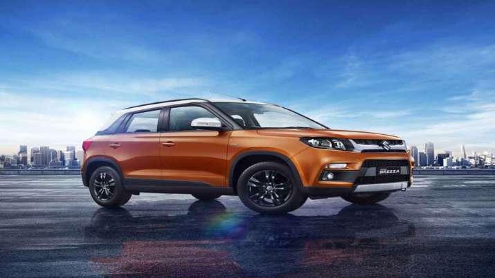 Maruti Suzuki's Brezza logs 5.5 lakh sales in 4.5 yrs of launch- India TV Paisa