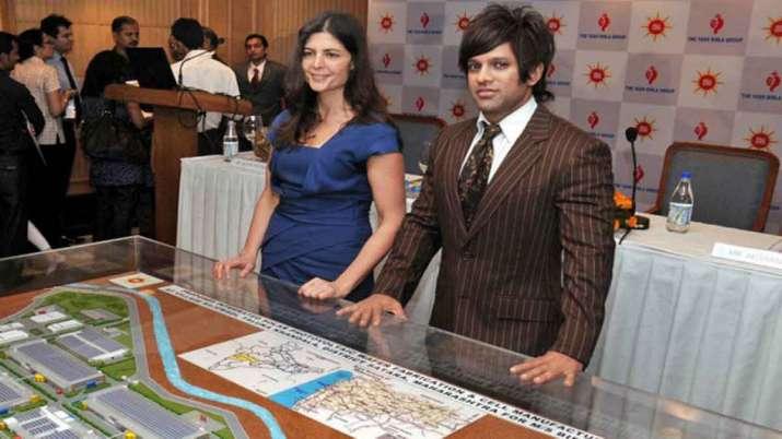 Yashovardhan Birla, 3 others barred from securities market- India TV Paisa
