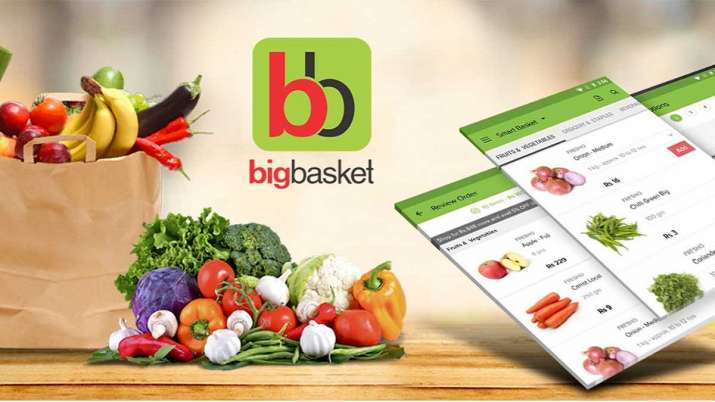 Bigbasket faces potential data breach; details of 2 cr users put on sale on dark web- India TV Paisa
