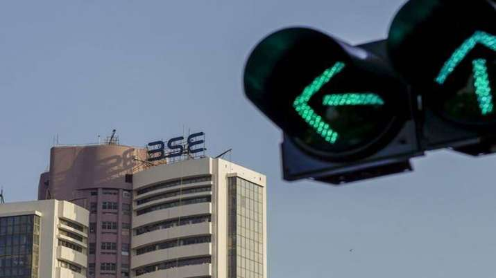 Sensex and Nifty reaches near Record High on Friday- India TV Paisa