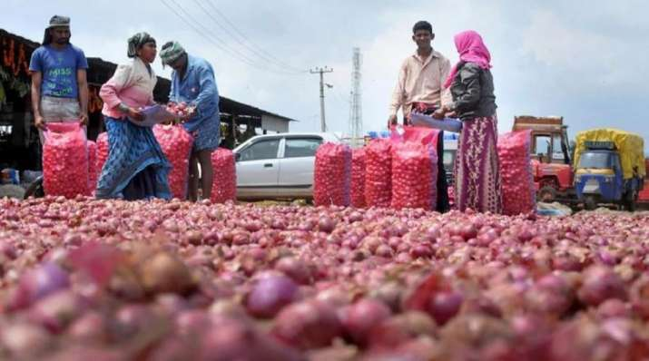 Nafed finalises bidders, issues order for supply of 15,000 tonnes of imported onions- India TV Paisa