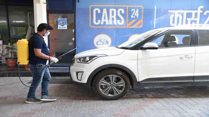 CARS24 raises USD 200 mn in latest round of funding- India TV Paisa