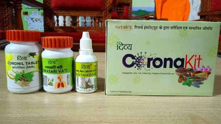 Patanjali sells over 25 lakh Coronil kits worth Rs 250 crore in four months- India TV Paisa
