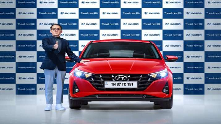 Hyundai drives in all new i20 with price starting at Rs 6.79 lakh- India TV Paisa
