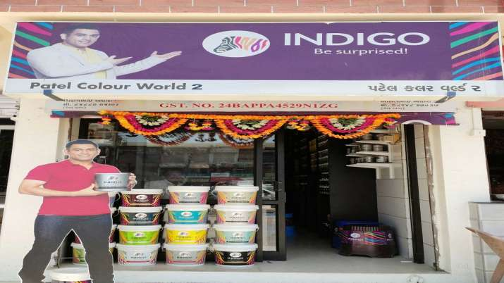 Sequoia Capital-backed Indigo Paints files for Rs 1,000-cr IPO- India TV Paisa