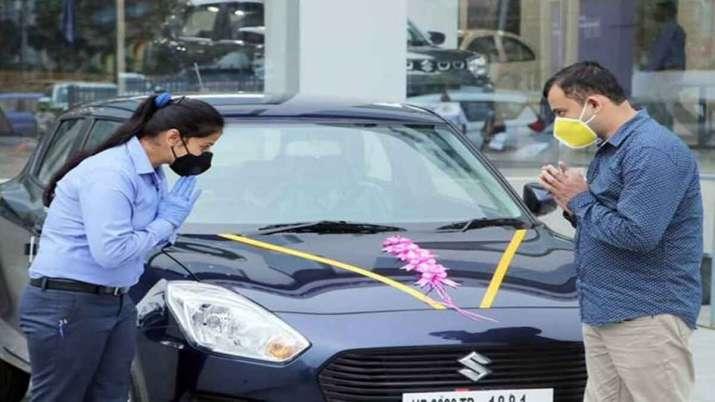 Maruti Suzuki sales increase by 1.7percent in November...- India TV Paisa