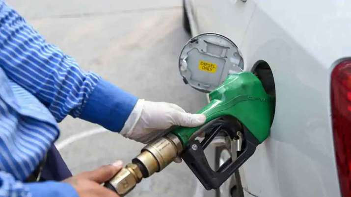 Another increase in prices of petrol, diesel- India TV Paisa