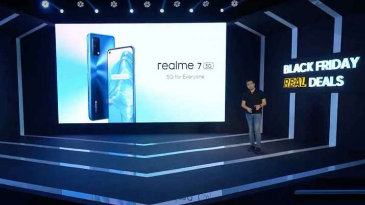 Realme 7 5G With Quad Rear Cameras Launched- India TV Paisa