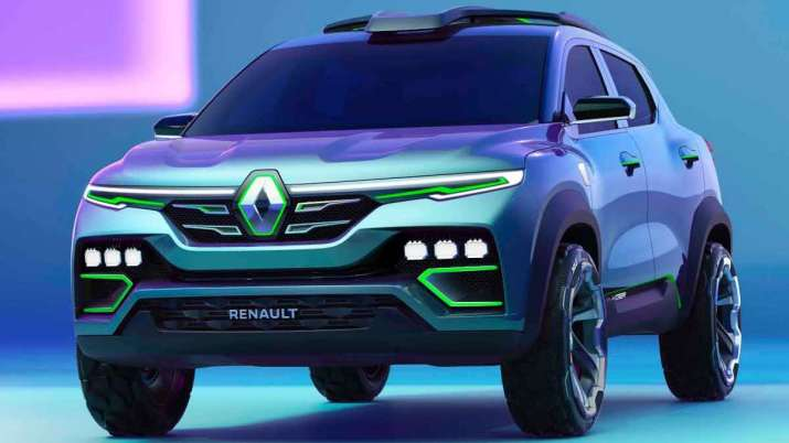Renault to launch compact SUV KIGER in India in Jan-Mar 2021- India TV Paisa