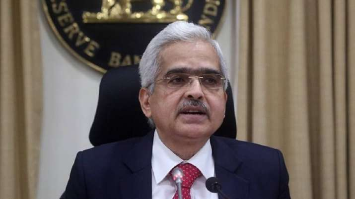 RBI Governor Shaktikanta Das- India TV Paisa