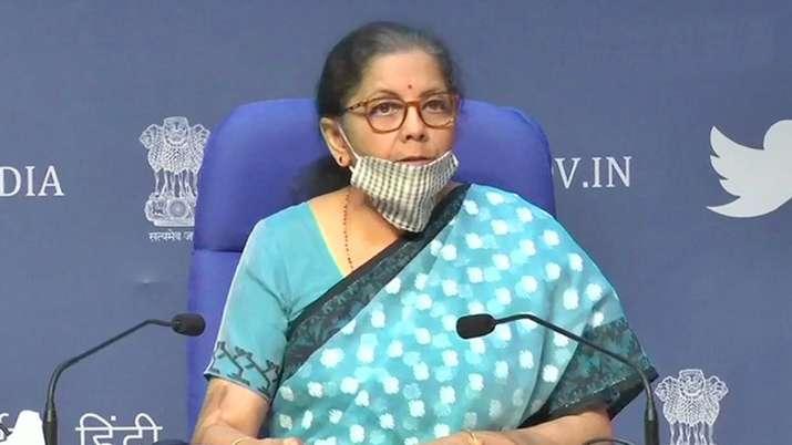 वित्त मंत्री- India TV Paisa