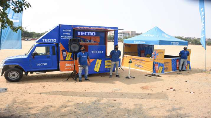TECNO announces Moving Retail Shop initiative to strengthen its Aspirational India connect- India TV Paisa