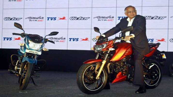 TVS Motor unveils mobile app for customers- India TV Paisa