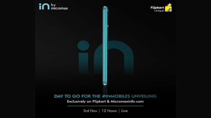 Micromax In Series Smartphone launching live...- India TV Paisa