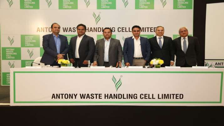 Antony Waste Handling Cell garners Rs 90 cr from anchor investors ahead of IPO- India TV Paisa