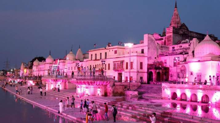 Ramayan cruise service on Saryu in Ayodhya to provide Ramcharitmanas Tour to tourists- India TV Paisa