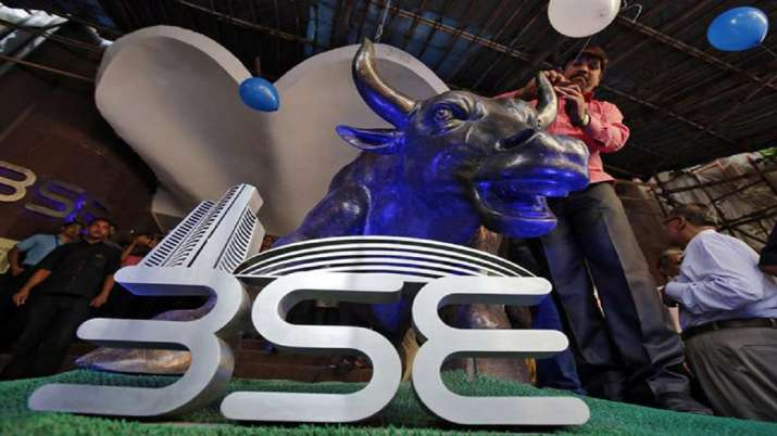 Sensex opens at record high of 47000, turns choppy in early trade- India TV Paisa