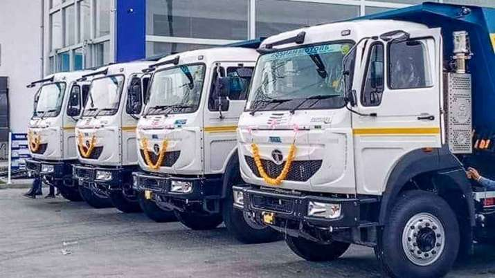 Commercial vehicle sales in India may take longer to recover than expected- India TV Paisa