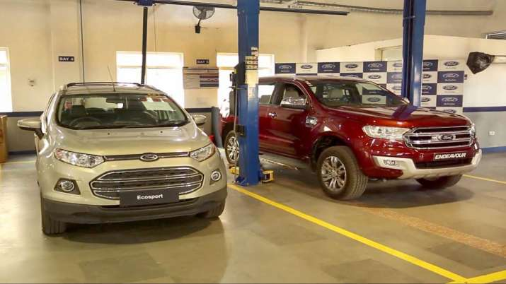 Ford India to hike prices of vehicles from January- India TV Paisa