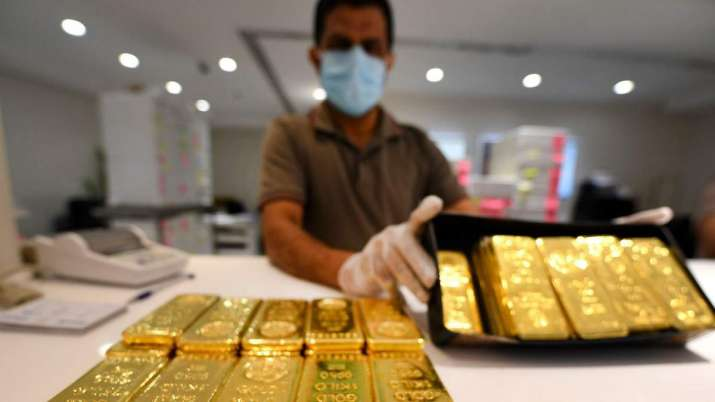 Gold imports dip 40 pc in Apr-Nov to USD 12.3 bn- India TV Paisa