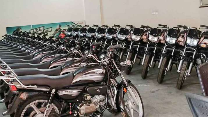 Hero MotoCorp to increase prices by up to Rs 1,500 from Jan- India TV Paisa