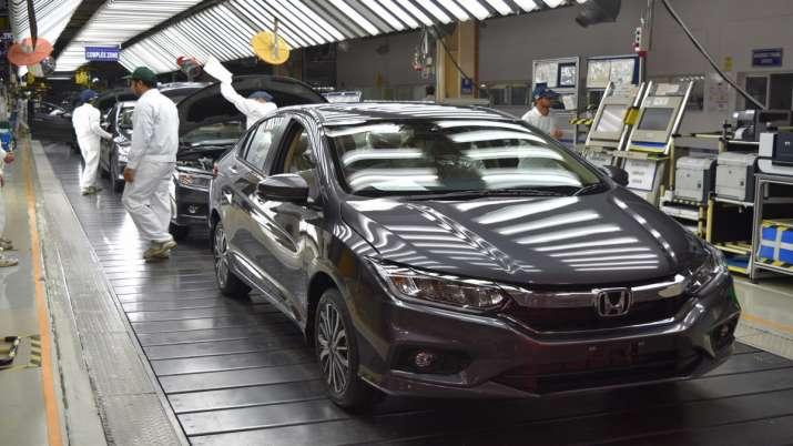 Honda stops production at Greater Noida facility- India TV Paisa