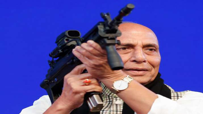 India's weapons procurement from the US jumps to USD 3.4 billion in 2020- India TV Paisa