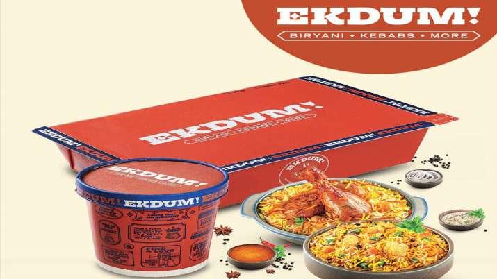 Jubilant FoodWorks makes foray into Biryani segment with brand Ekdum!- India TV Paisa