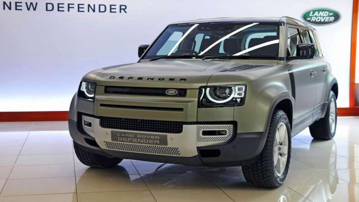 JLR commences bookings for plug-in hybrid version of Defender in India- India TV Paisa
