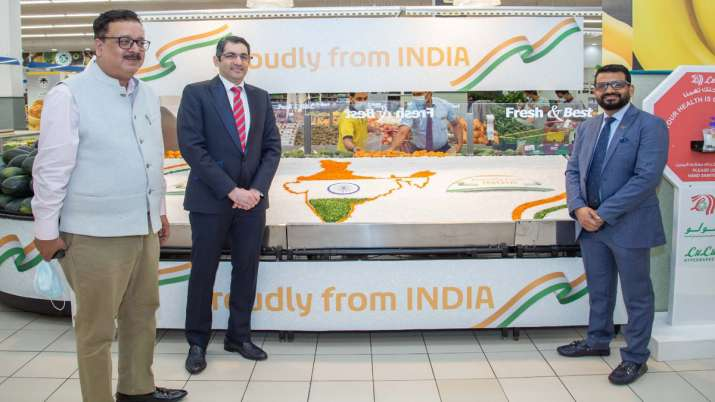 UAE's Lulu group to set up food processing centre in JK- India TV Paisa