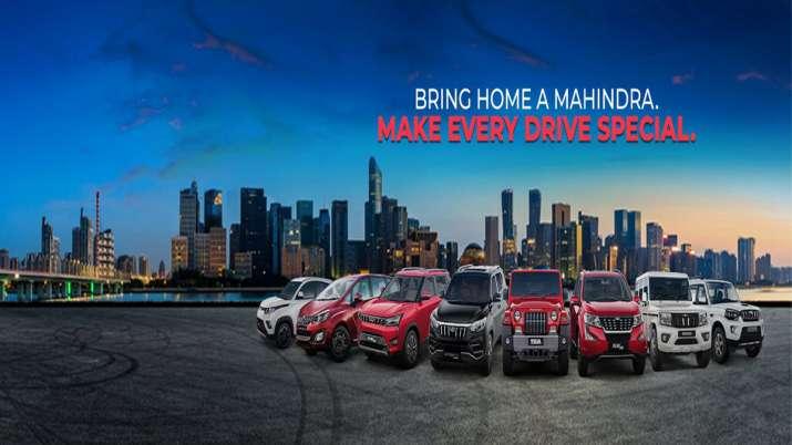 महिंद्रा कारों पर 2020 का सबसे बड़ा डिस्काउंट, 3.06 लाख रुपए तक की बड़ी छूट- India TV Paisa