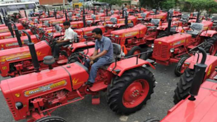 M&M to hike prices of its tractors from January- India TV Paisa