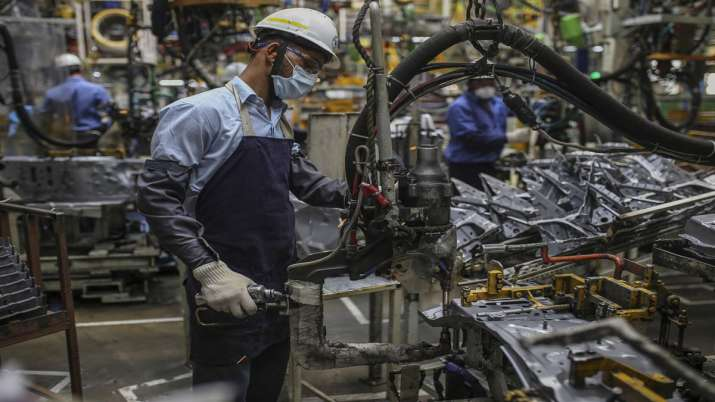India's manufacturing PMI slips to 3-month low in Nov- India TV Paisa