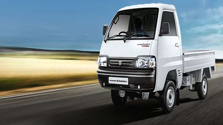 Maruti Super Carry completes 4 years with sale of over 70,000 units- India TV Paisa