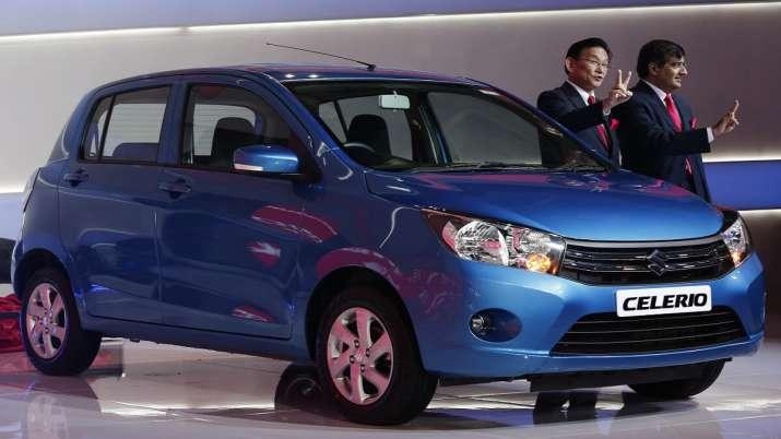 Maruti suzuki Hatchback Celario- India TV Paisa