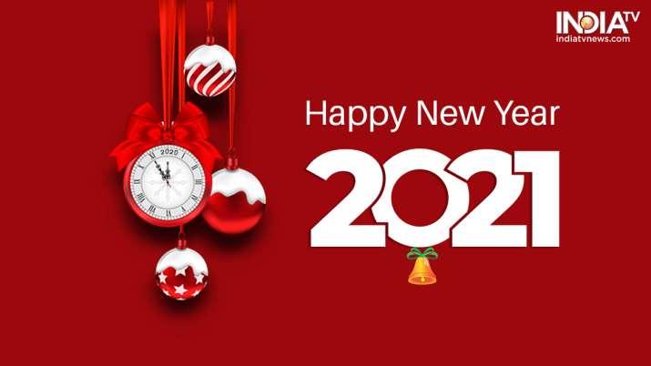 Happy New Year 2021: व्हाट्सएप से ऐसे आकर्षक स्टिकर भेजकर अपनों को दें नए साल की शुभकामनाएं- India TV Paisa