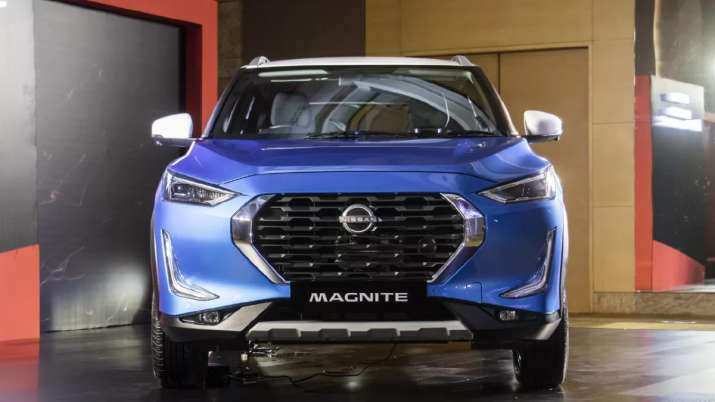 Nissan receives 5,000 bookings for its compact SUV Magnite- India TV Paisa