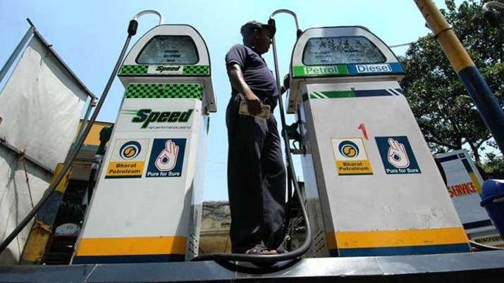 Petrol price up 30 paise, diesel 28 paise a litre, rates touch 2-yr high- India TV Paisa