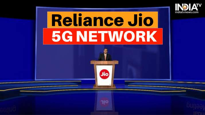 Jio to launch 5G services in second half of 2021, says Mukesh Ambani - India TV Paisa