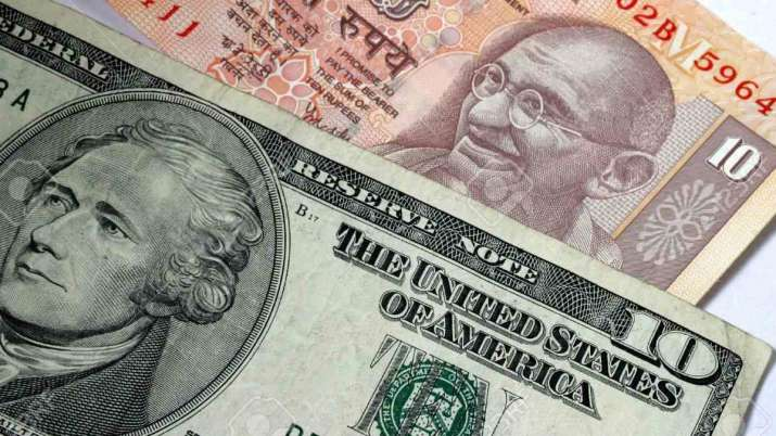 Rupee slips 6 paise to 73.90 against US dollar in early trade- India TV Paisa