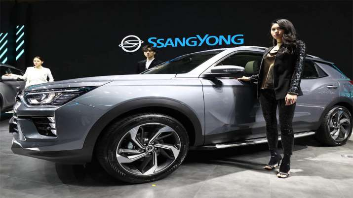 M&M arm SsangYong Motor Co misses loan repayments worth around Rs 408 cr- India TV Paisa